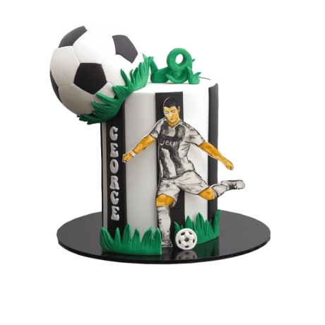 football cake 8 6