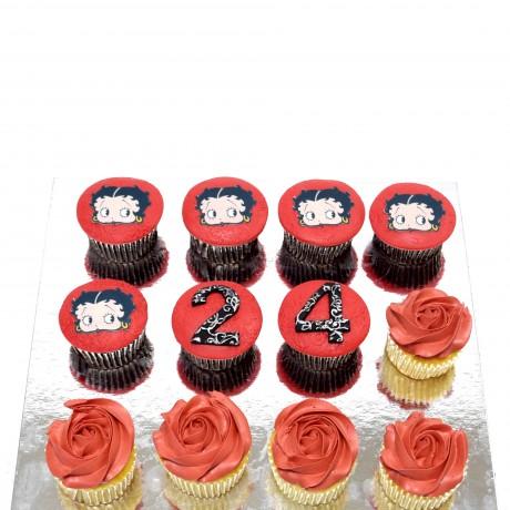 betty boop cupcakes 12