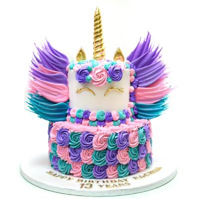 Unicorn Cake Cake 48