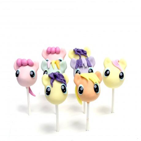 pony cake pops 6