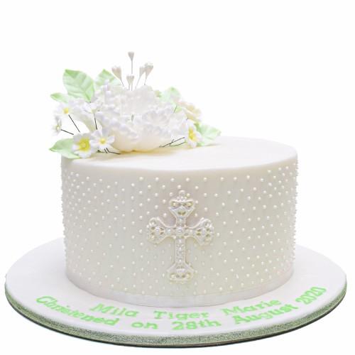 Christening Cake 10