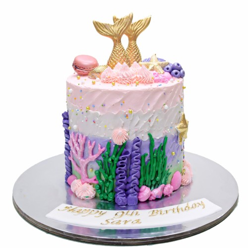 mermaid cake 36 7