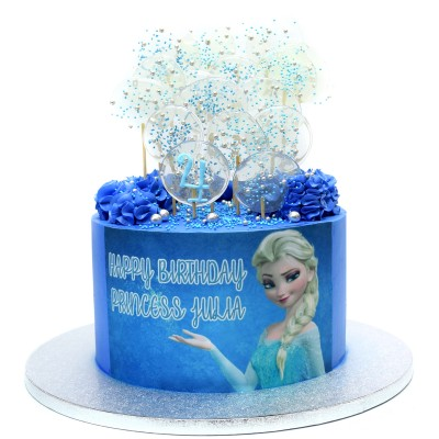 Frozen cake 30