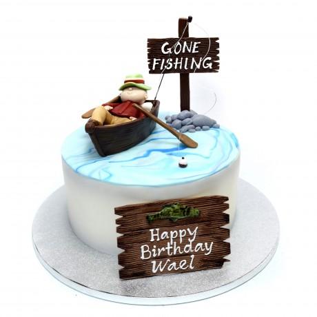 gone fishing cake 6