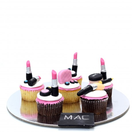 mac make up cupcakes 12