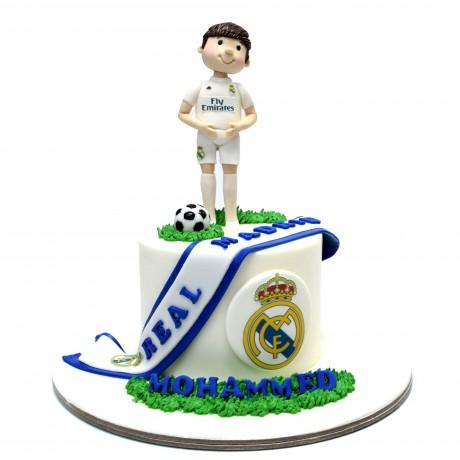 real madrid cake 6 6