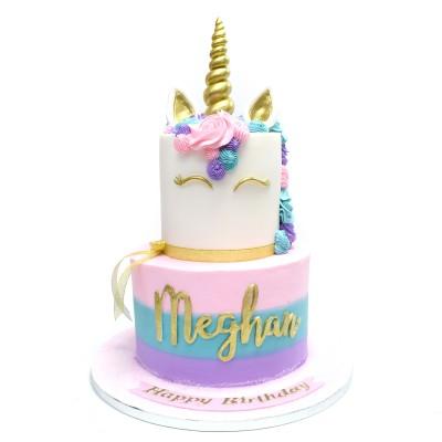 Unicorn Cake 46