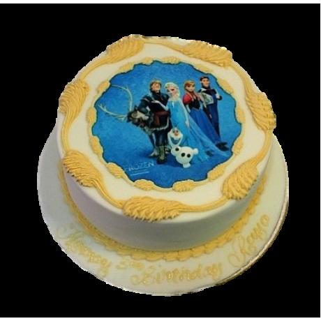 frozen cake 24 6