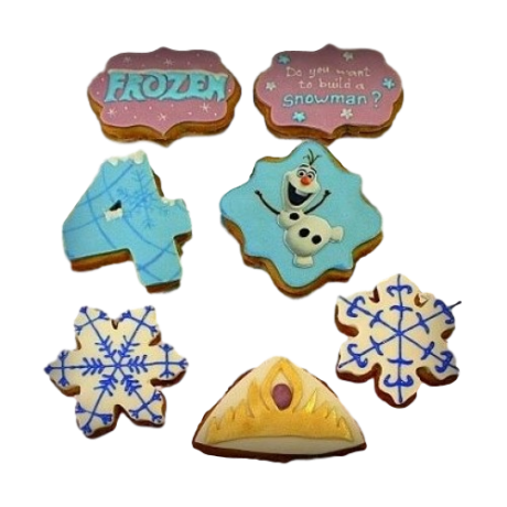 cookies frozen 6