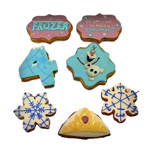 cookies frozen 7