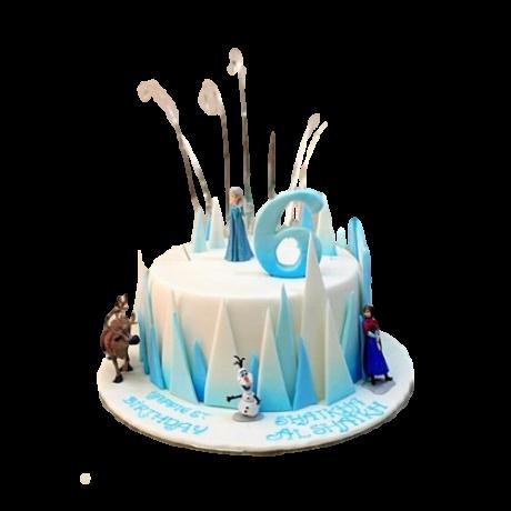 Frozen cake 28