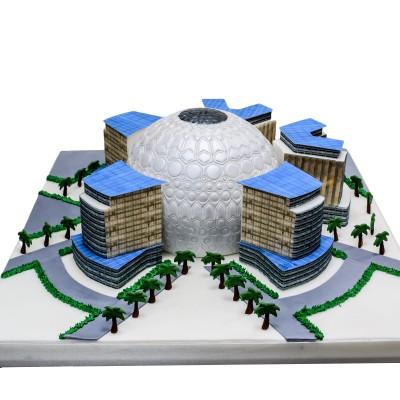 Expo 2020 Cake
