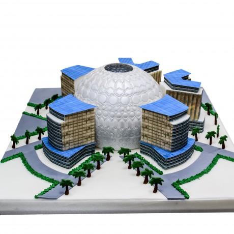 expo 2020 cake 12