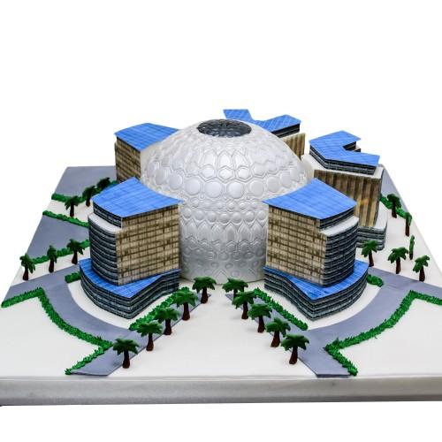 expo 2020 cake 14