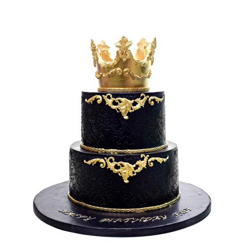 crown cake 33 7