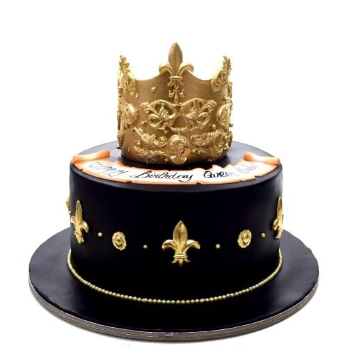 crown cake 24 8