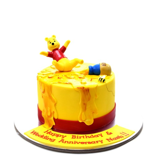 winnie the pooh cake 28 7