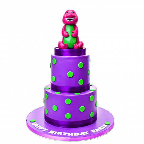 barney cake 31 6