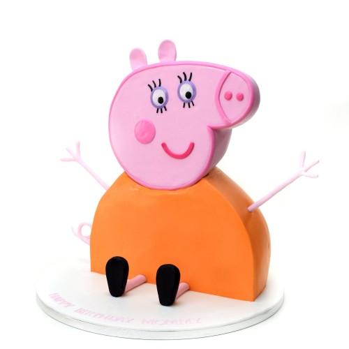 peppa pig cake 20 7