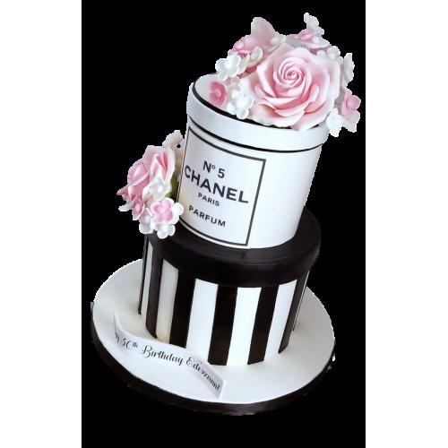 chanel cake 7 7