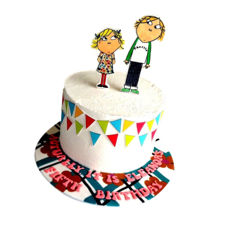 charlie and lola cake 2 6