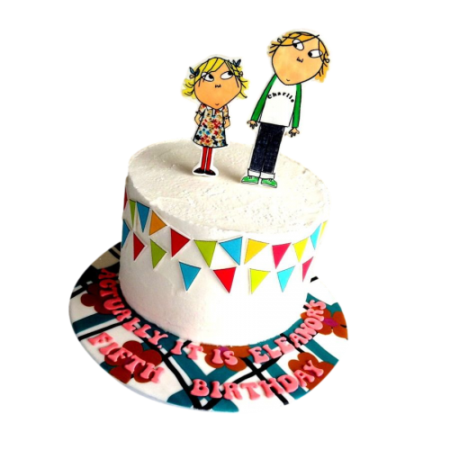 charlie and lola cake 2 7