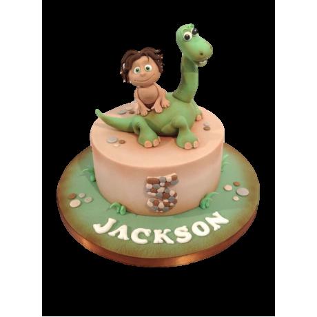 good dinosaur cake 2 6