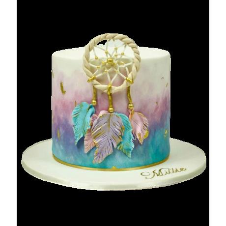 dreamcatcher cake 2 6