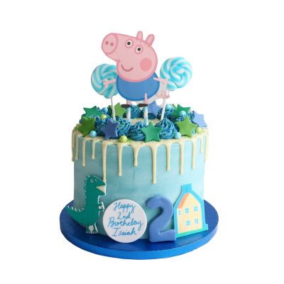 Peppa Pig Cake 18