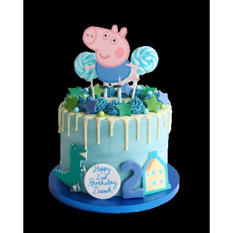 peppa pig cake 18 6
