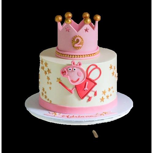 peppa pig cake 2 7