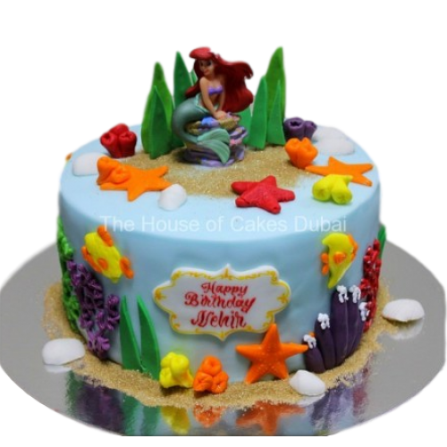 Ariel Cake 15