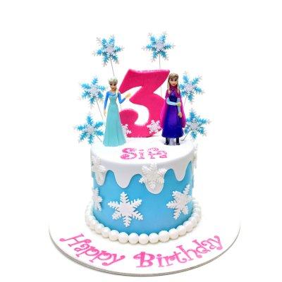 Frozen Cake 42