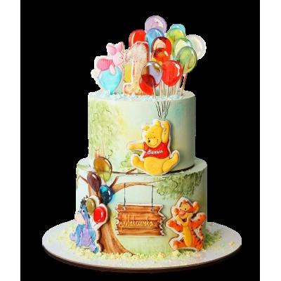Winnie The Pooh cake 18