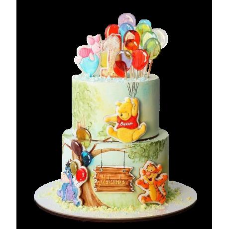 winnie the pooh cake 18 6