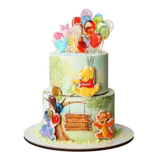 winnie the pooh cake 18 7