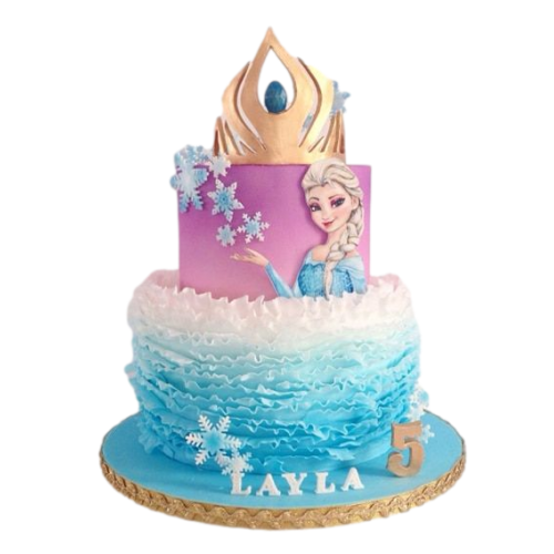 frozen cake 24 7