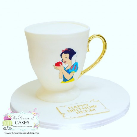 snow white cake 7 6