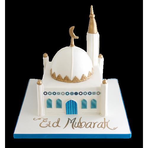 mosque cake for ramadan 7