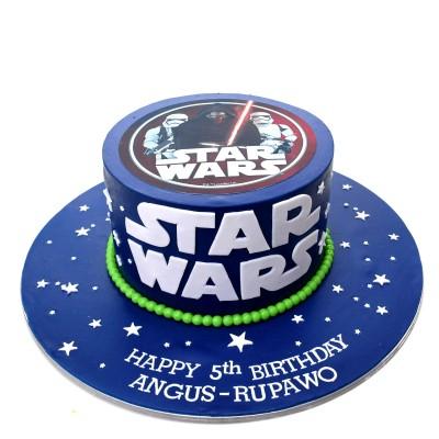 Star Wars Cake 17