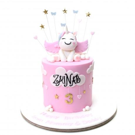 unicorn cake 48 12