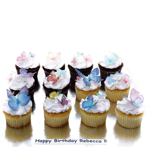 butterfly cupcakes 2 7