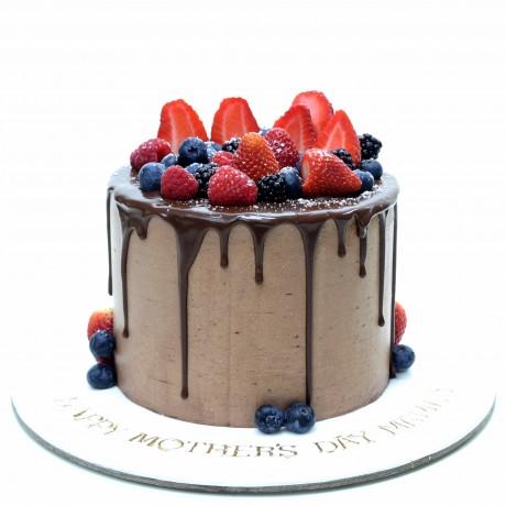 choco berries cake 2 6