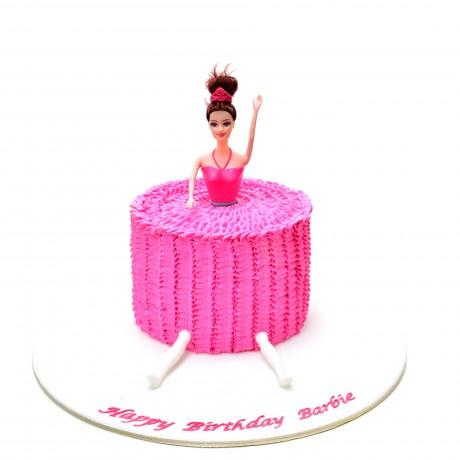 barbie cake 20 6