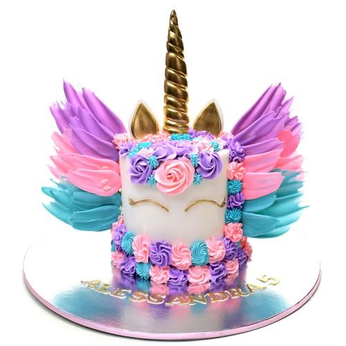 Unicorn Cake 53