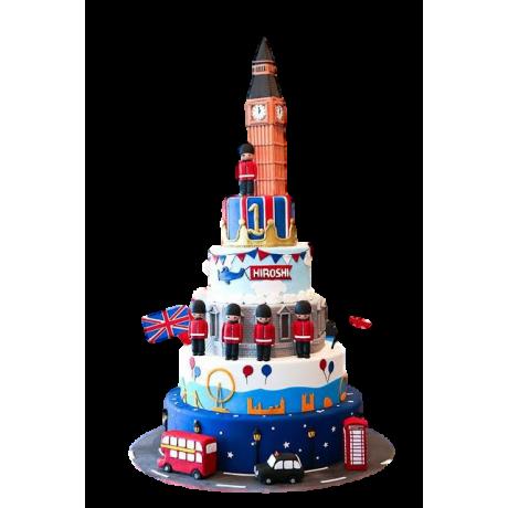 big ben cake 6