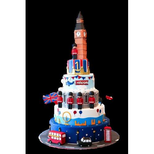 big ben cake 7