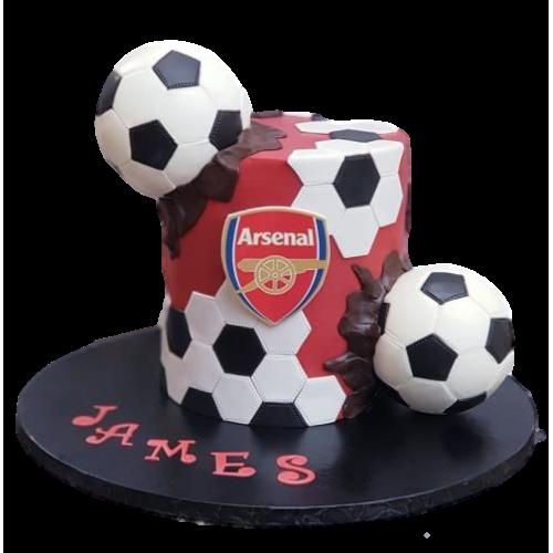 arsenal cake 3 7