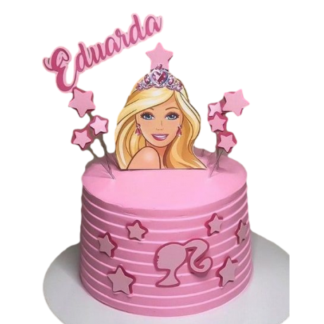 barbie cake 19 12