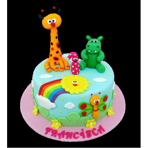 baby tv cake 3 13